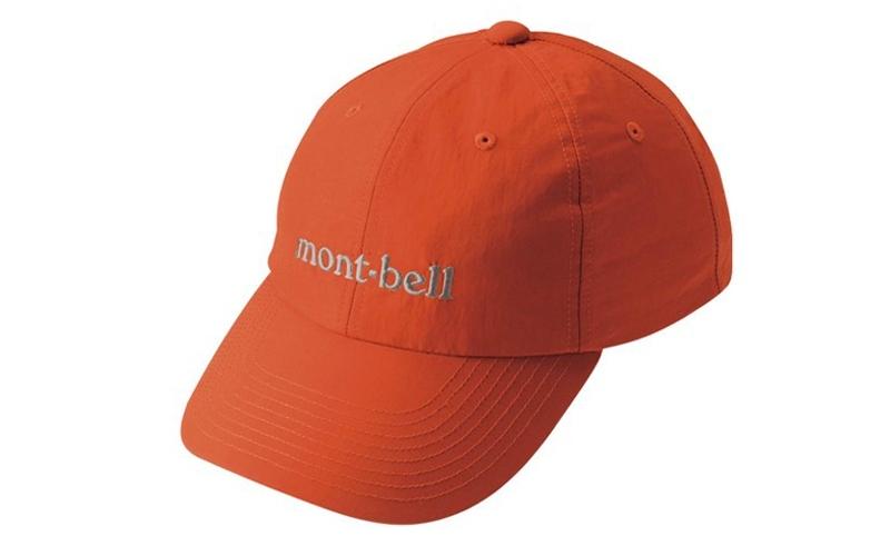 モンベルの農業帽子