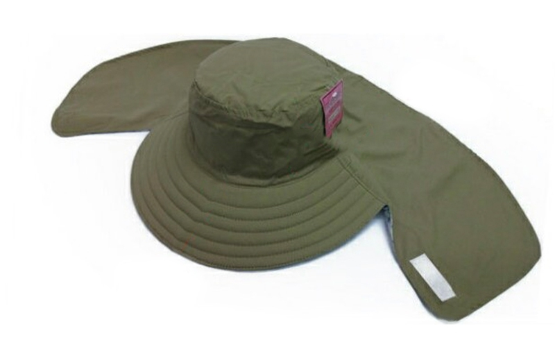 農業用の帽子