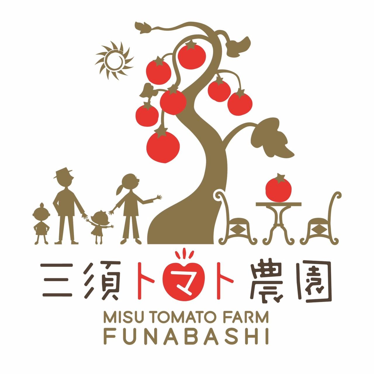 三須トマト農園さまのロゴ