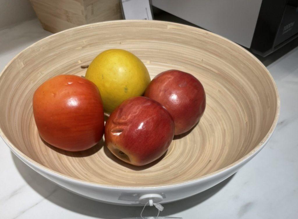 野菜・果物の写真撮影機材