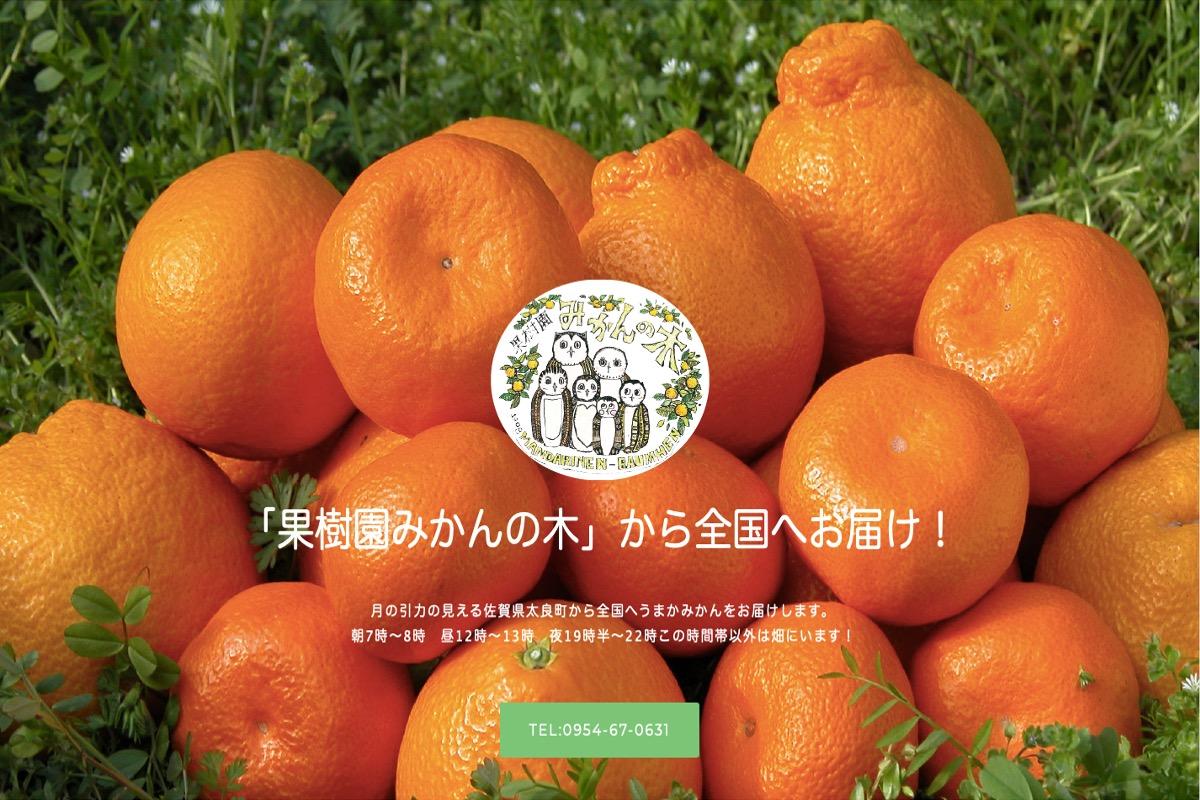 みかん農家さんのブログ・SNSその4:果樹園みかんの木さま