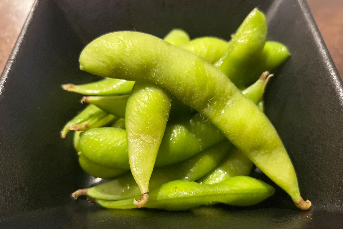 高く売れる野菜:枝豆